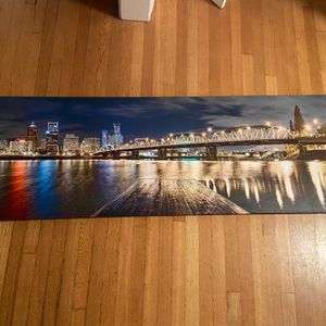 Portland Skyline Art for Sale in Portland, OR