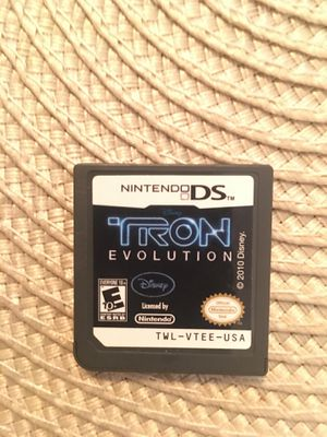 Nintendo ds tron evolution for Sale in Visalia, CA