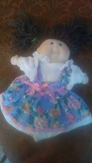 """Cabbage patch """"pretty crimp and curls"""" 1991 Hasbro for Sale in Vancouver, WA"""
