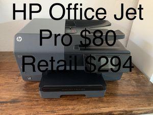 HP OfficeJet Pro 6830 Wireless Inkjet All-In-One Color Printer for Sale in Delray Beach, FL