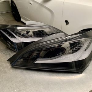 Custom Genesis Coupe Tail lights Brand New Black 2010-2016 for Sale in Jurupa Valley, CA