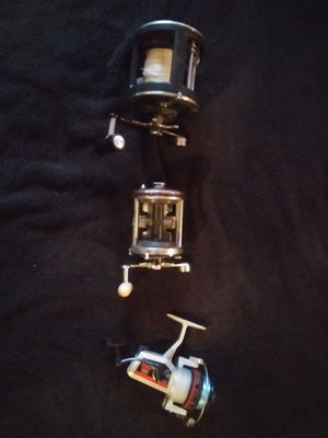 Fishing reels for Sale in Vancouver, WA