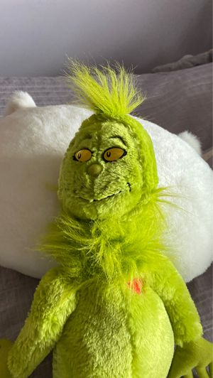 Grinch stuffed animal for Sale in Garfield Heights, OH