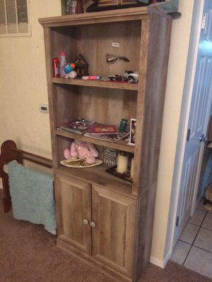 Book shelf and organizer for Sale in Dayton, OH