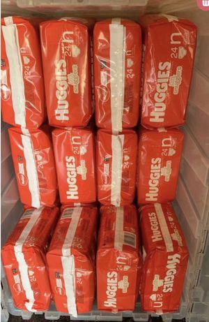 Huggies newborn diapers 16 packs left firm on price for Sale in La Puente, CA