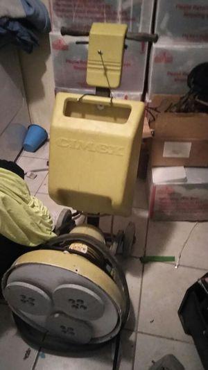 Floor scrubber/shampooer for Sale in North Las Vegas, NV