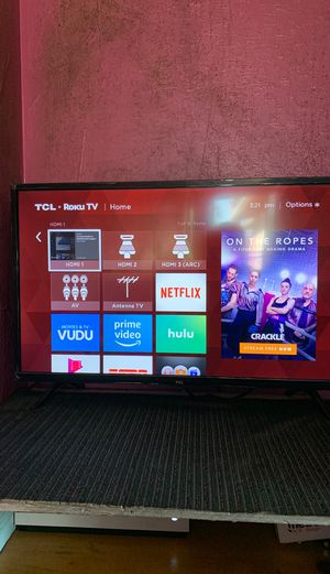30 inch Smart TCL ROKU TV 1080pHD ONLY CASH PICK UP for Sale in San Jose, CA