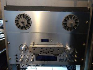 Vintage Pioneer reel-to-reel tape deck and rack (sold separately) for Sale in Virginia Beach, VA