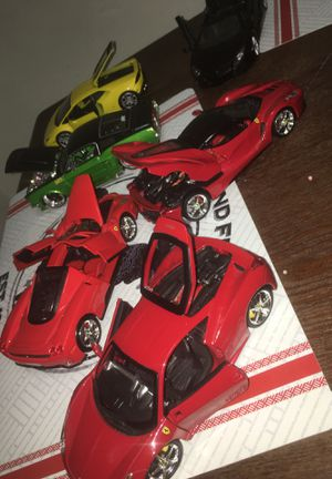 Foreign toy car collectibles for Sale in Cleveland, OH