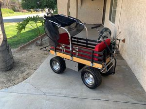 Cartwheel wagon for Sale in Alhambra, CA
