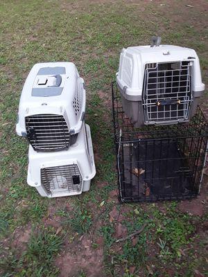 medium dog cages pet 15.00 each for Sale in College Park, GA