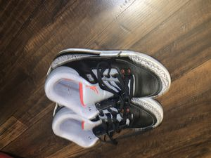 Black Cement 3s for Sale in Englewood, NJ