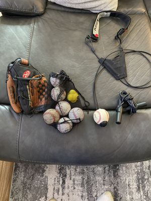 Baseball Glove with supply's for Sale in The Bronx, NY