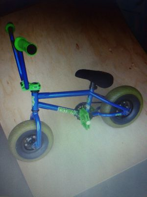 Fat boy mini bmx bike for Sale in Wellington, CO