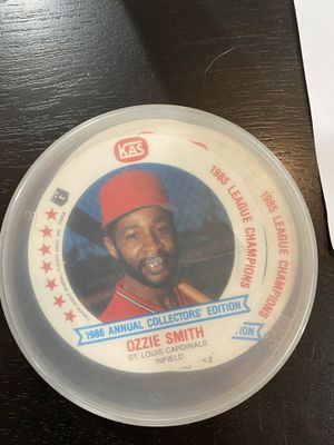 Round baseball cards for Sale in St. Louis, MO