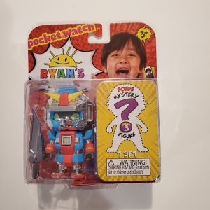 Ryan's World Transformer Ryan plus a Mystery Ryan's World figure for Sale in Las Vegas, NV