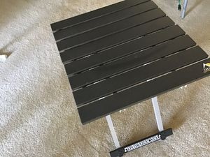 Foldable camping table for Sale in Rockville, MD