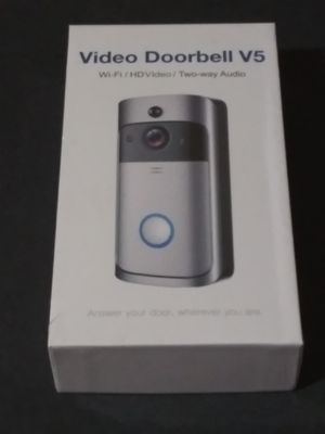 Brand New Video Doorbell V5 for Sale in Columbus, OH