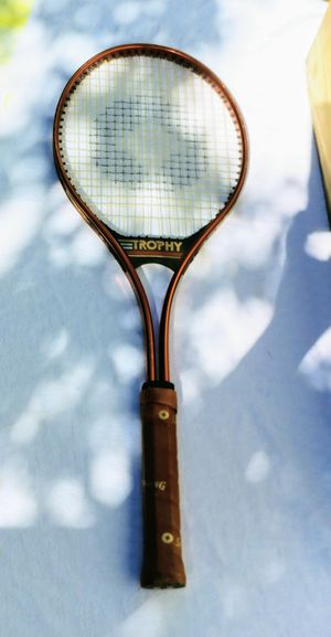 "Spalding ""Trophy"" tennis racket for Sale in Grove City, OH"