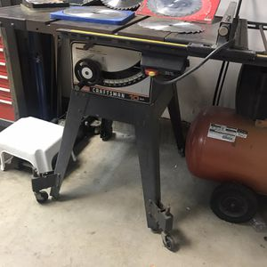 "Craftsman 10"" Table Saw for Sale in San Dimas, CA"