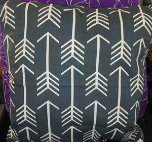 2 accent throw pillows OUTDOORS OR INDOORS for Sale in Traverse City, MI