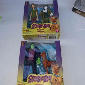 Scooby Doo action figures series 1 set of 2 for Sale in El Monte, CA