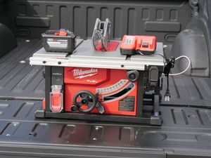 Milwaukee table saw brand new for Sale in Santee, CA
