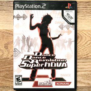 Dance Dance Revolution SuperNOVA PS2 Video Game for Sale in Pahrump, NV
