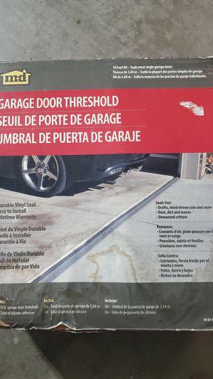 10 Ft Industrial Grade Garage Door Threshold for Sale in San Tan Valley, AZ