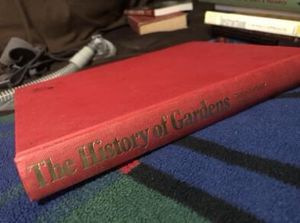 The History of Gardens by Christopher Thacker (1979-05-24) Christopher Thacker (Author) for Sale in Albany, CA