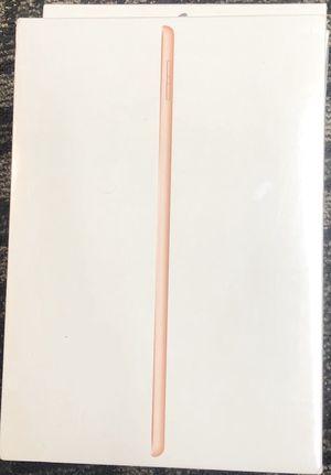 Brandnew IPad 7 128GB Wifi -Gold for Sale in New York, NY