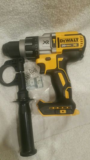 DEWALT HAMMER DRILL 3 SPEED for Sale in Lynwood, CA