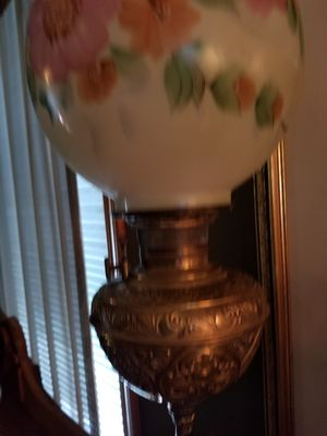 Antique Oil Lamp for Sale in Vancouver, WA