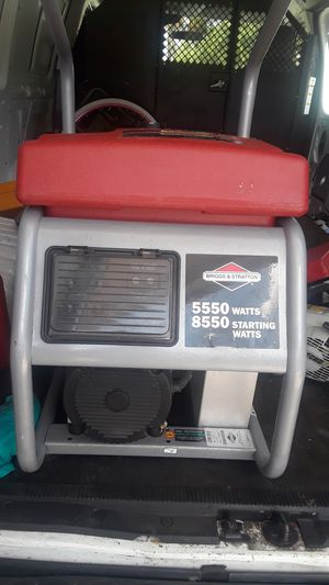 Like new condition generator for Sale in Lake Worth, FL