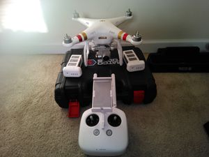 Dji drone professional 3 for Sale in Villa Rica, GA