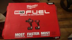 Milwaukee m18 fuel 2997-22 set for Sale in Portland, OR
