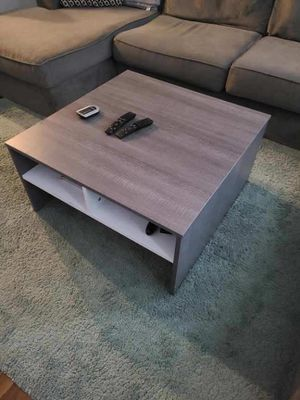 Square coffee table for Sale in Las Vegas, NV