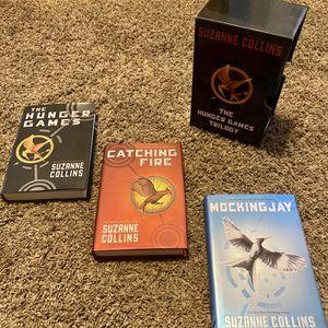 Full Hunger Games Book Trilogy for Sale in Avondale, AZ