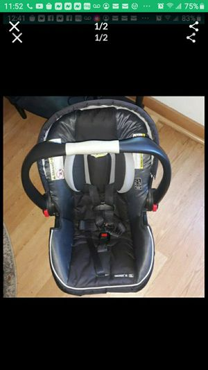 GRACO SNUGRIDE 35 CARSEAT for Sale in Gaithersburg, MD