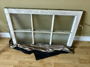 Old antique window frame for Sale in West Monroe, LA