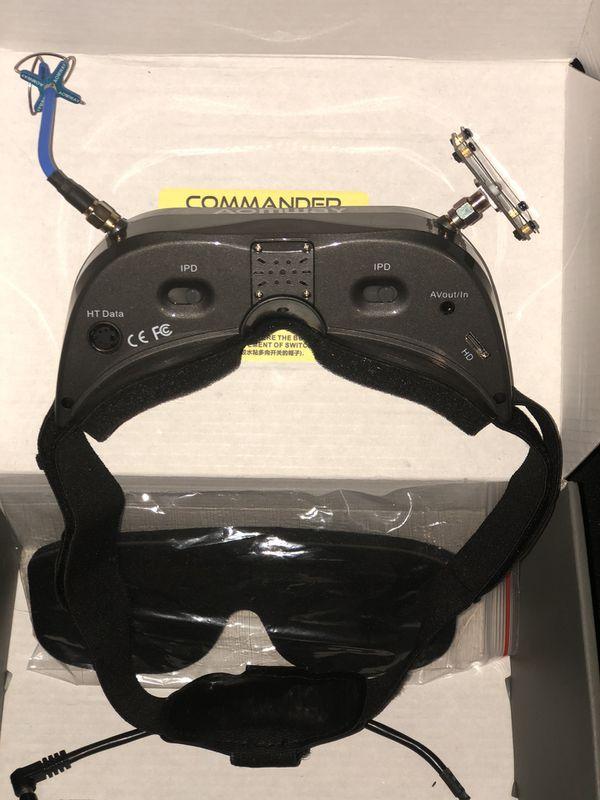 Aomway V2 Goggles FPV