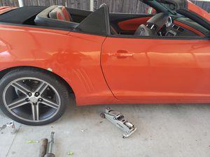 Auto body orange part all metal work for Sale in Colton, CA