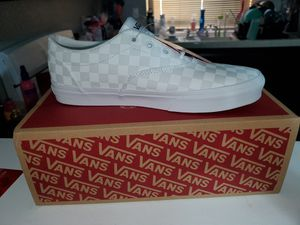 Woman's vans for Sale in Hemet, CA