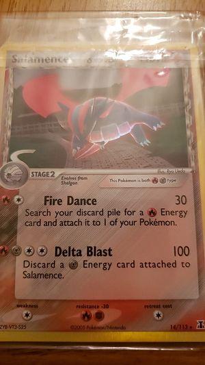 Pokemon Salamence Delta Species for Sale in Tempe, AZ
