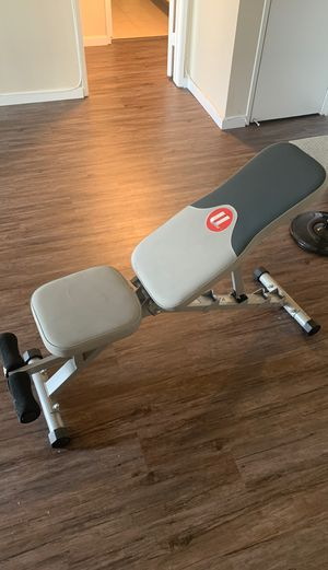 Workout Bench - Universal for Sale in Orange, CA