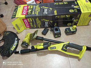 """Ryobi 18v 13"""" string trimmer edger for Sale in Dallas, TX"""