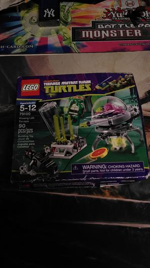 TMNT Lego set for Sale in Hartford, CT