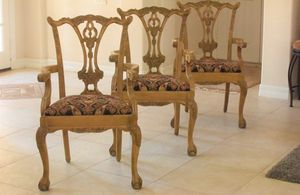 Antique chairs (6) for Sale in Englewood, FL