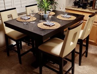 Tall Dining Table Set for Sale in Los Angeles,  CA