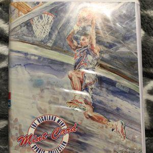 Damon Stoudamire Toronto Raptors Highland Mint Fleer Skybox 1996 Bronze Card /2500 for Sale in Keizer, OR